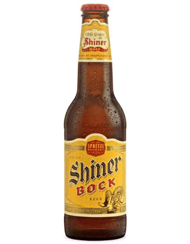 Shiner Brewing Co. Bock Lager Texas Beer 6pk Cans