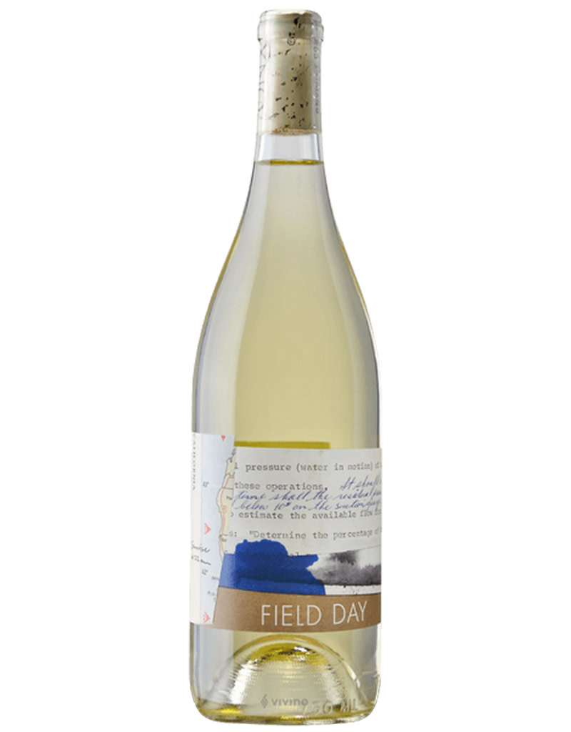 ONX Wines 2018 'Field Day' White, Paso Robles, California