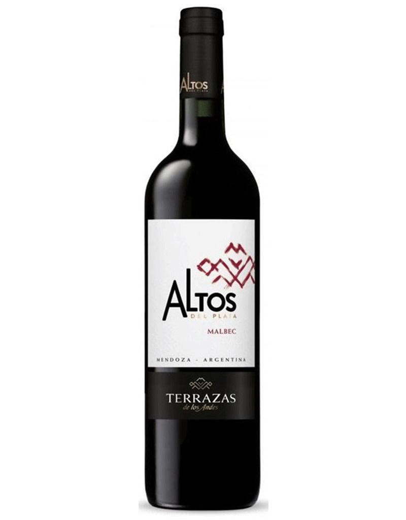 Terrazas de los Andes 2018 'Altos del Plata' Malbec, Mendoza, Argentina