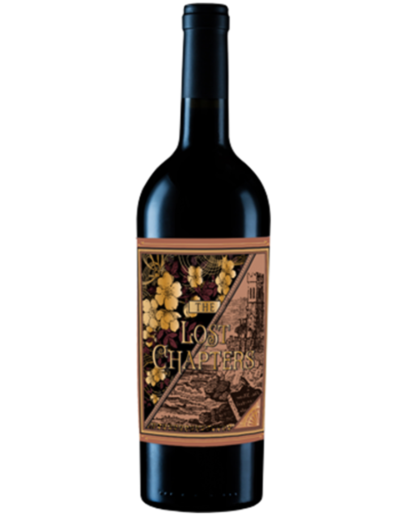 The Lost Chapters 2017 Cabernet Sauvignon, Napa Valley, California