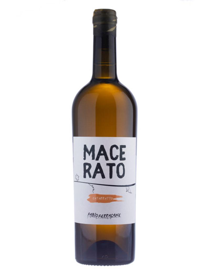 Fabio Ferracane 2018 'Macerato' Catarratto Terre Siciliane IGT, Sicily, Italy [Orange]