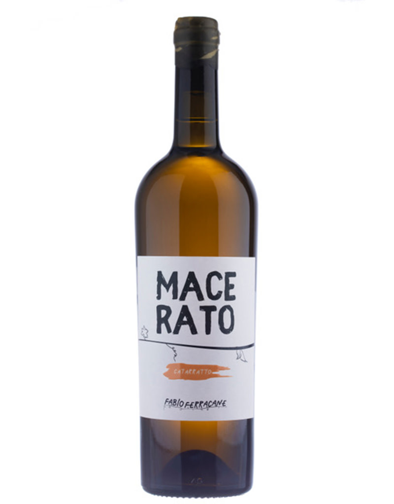 Fabio Ferracane 2019 'Macerato' Catarratto Terre Siciliane IGT, Sicily, Italy [Orange]