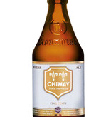 Chimay Ale Cinq Cents (White) Beer, 4pk Bottles