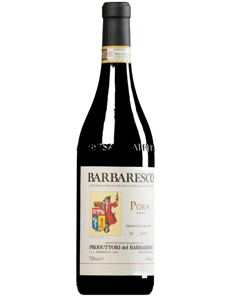 Produttori del Barbaresco 2015 Pora, Barbaresco Riserva DOCG, Italy