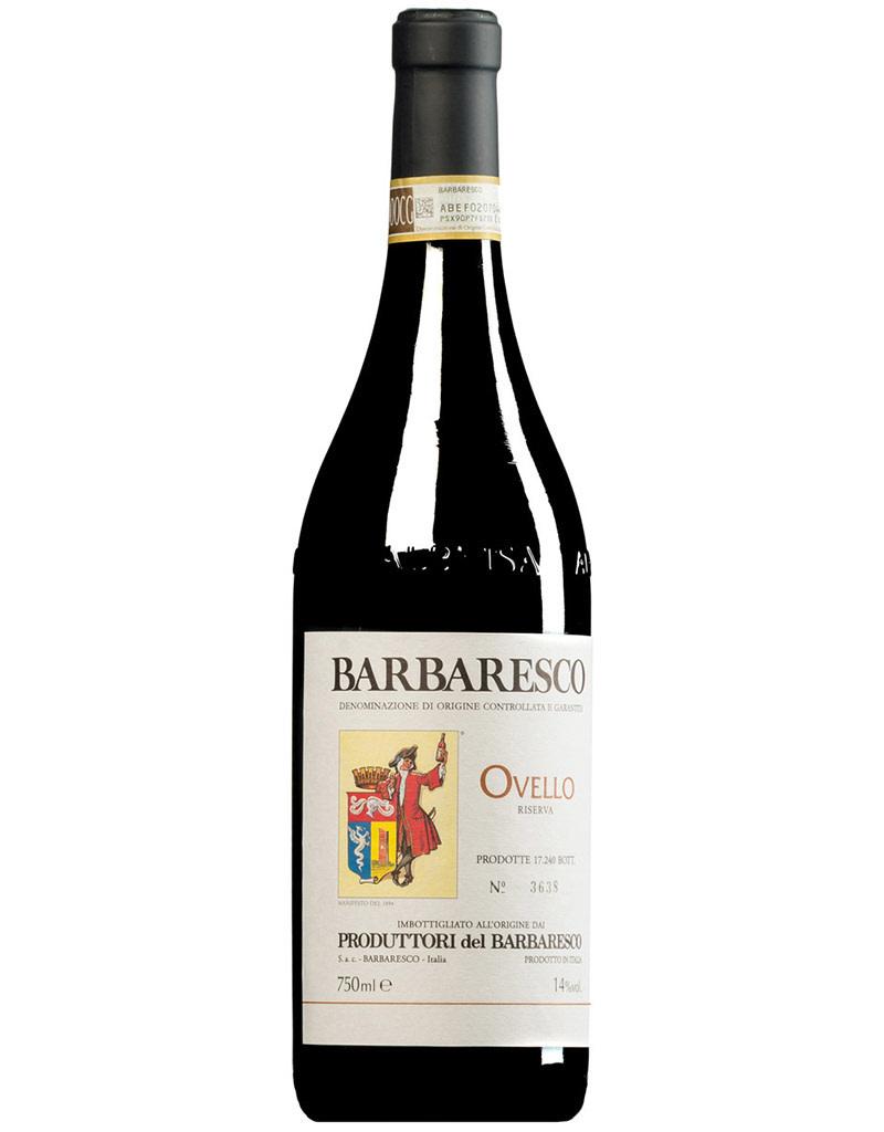 Produttori del Barbaresco 2015 Ovello, Barbaresco Riserva DOCG, Piedmont, Italy