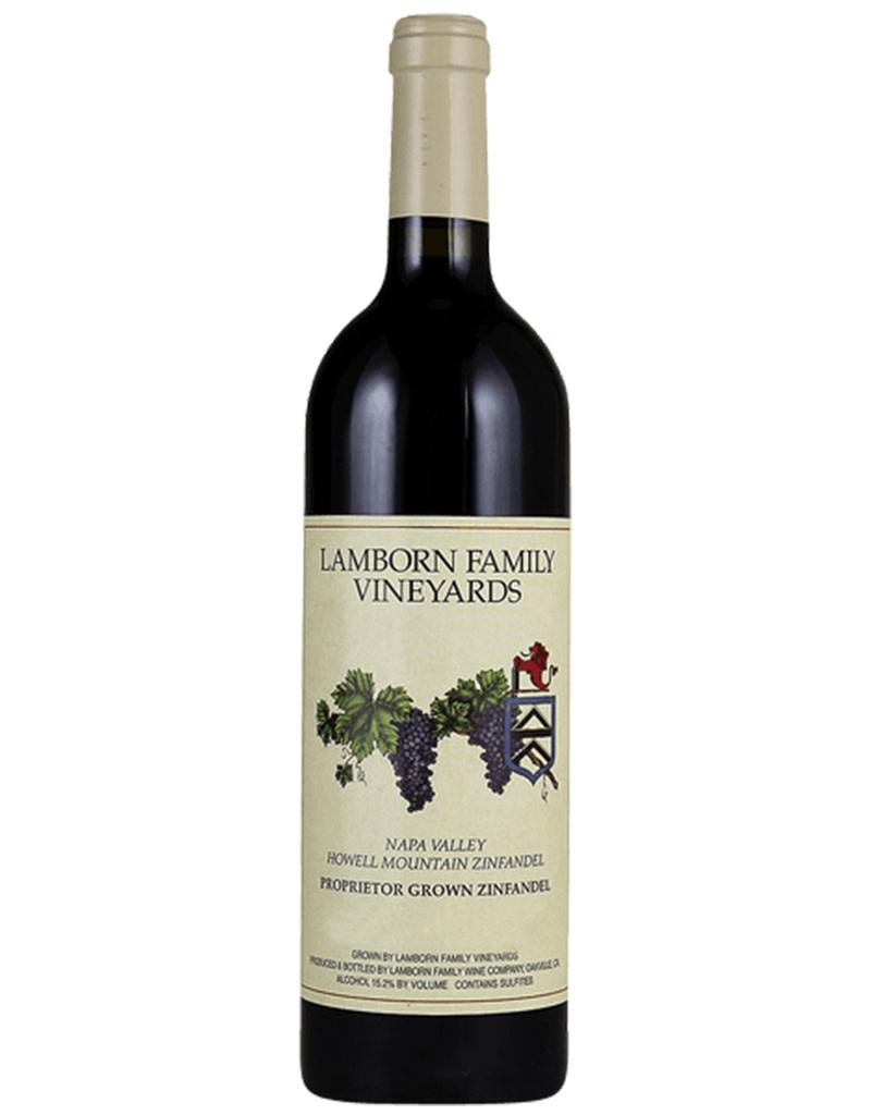 Lamborn Family Vineyards 2017 Zinfandel, Howell Mountain, Napa Valley, California