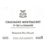 Domaine Paul Pillot 2015 La Romanee, Chassagne-Montrachet Premier Cru, Burgundy, France