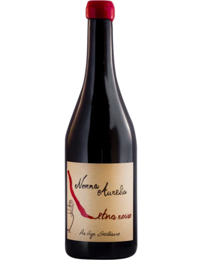 Azienda Agricola Siciliaano 2017 'Nonna Aurelia' Etna Rosso, Sicily, Italy