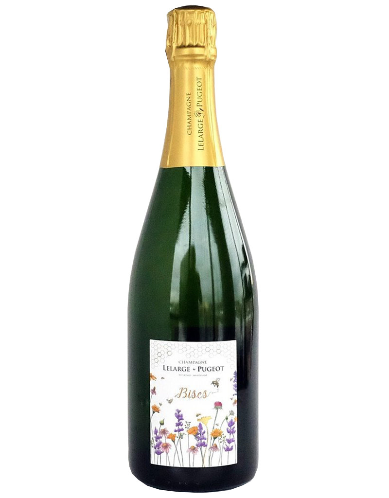 Champagne Lelarge-Pugeot 'Bises', NV, France