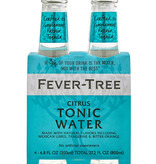 Fever Tree Citrus Tonic Water 200mL, 4pk