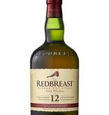 Redbreast 12 Year Old Single Pot Still Irish Whiskey, County Cork, Ireland