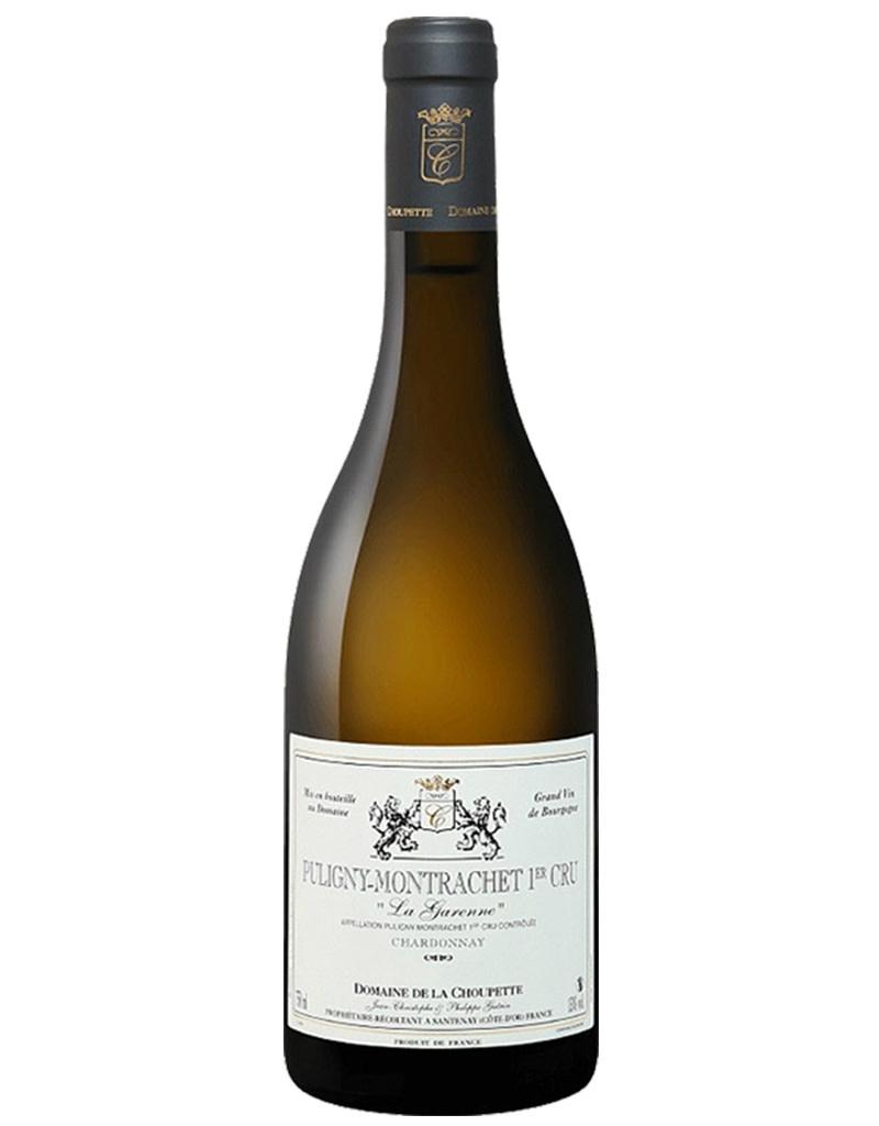 Domaine de la Choupette 2018 La Garenne, Puligny-Montrachet Premier Cru, Burgundy, France