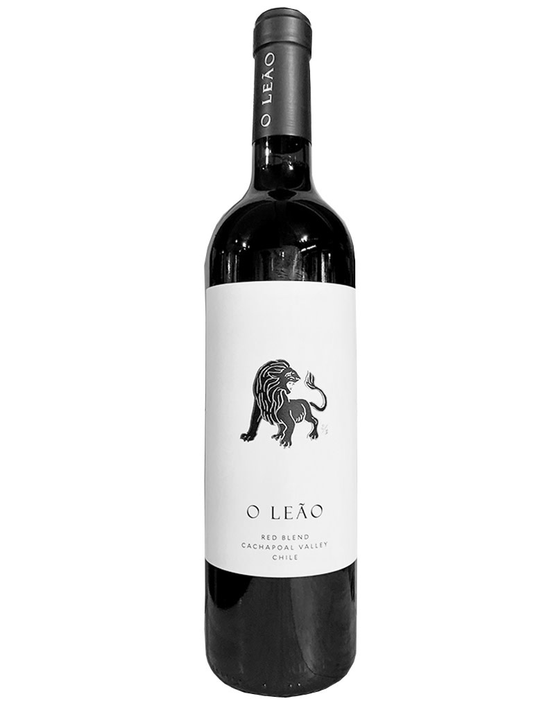 Viña VIK 2018 O LEÃO Red Blend, Cachapoal Valley, Chile