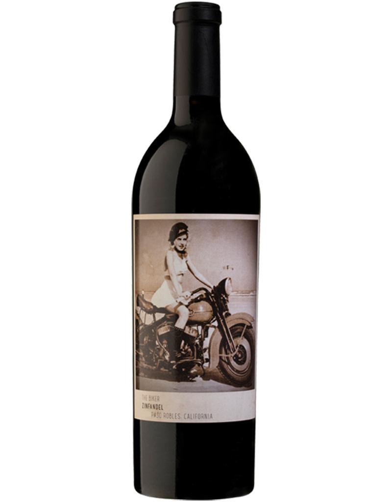 Four Vines 2018 The Biker Zinfandel, Paso Robles, California