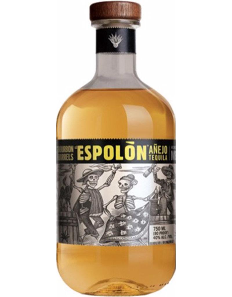 Espolòn Tequila Añejo, Mexico
