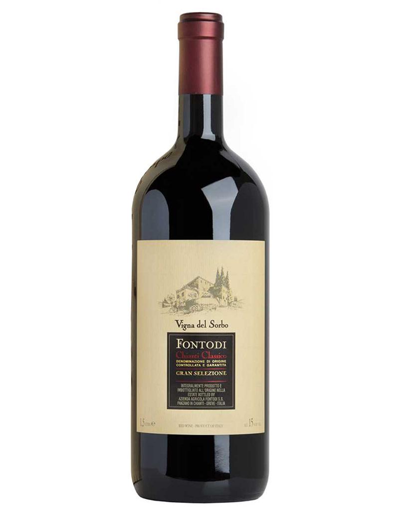 Fontodi Vineyards Fontodi 2017 Vigna del Sorbo, Chianti Classico Gran Selezione DOCG, Italy [Organic]