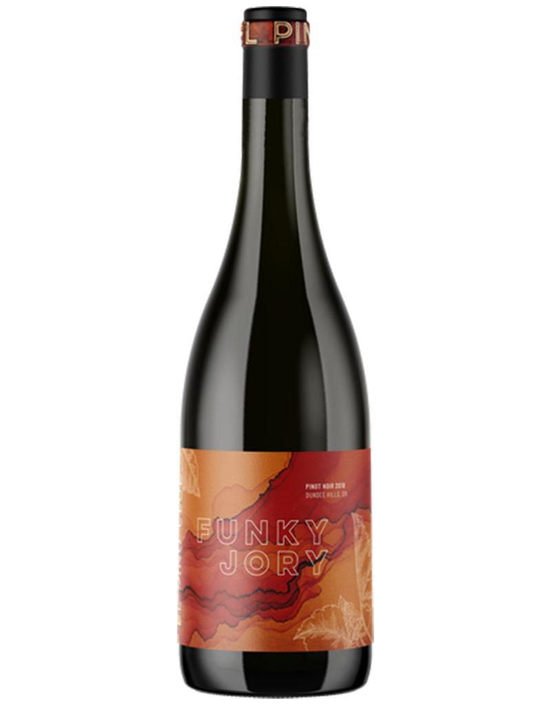 El Pino Club 2018 'Funky Jory' Pinot Noir, Dundee Hills, Oregon
