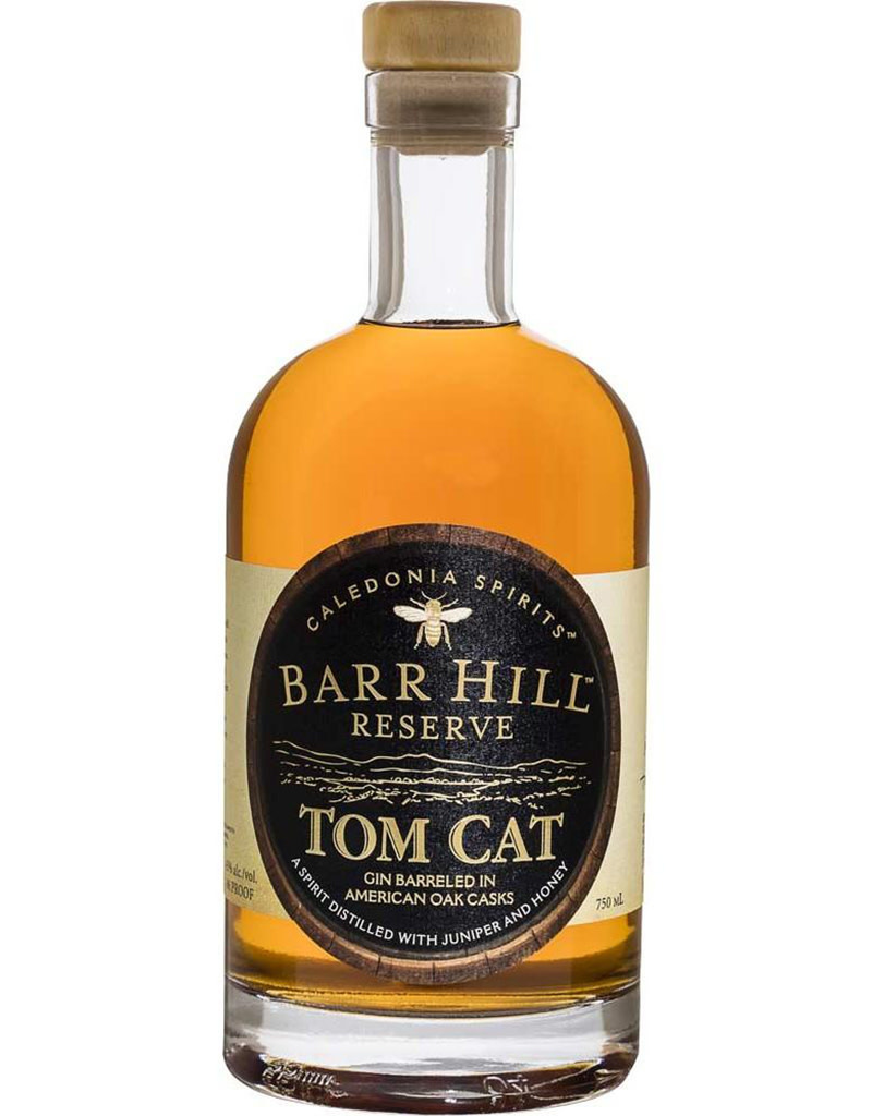 Barr Hill Gin Reserve Tom Cat by Caledonia Spirits, Vermont