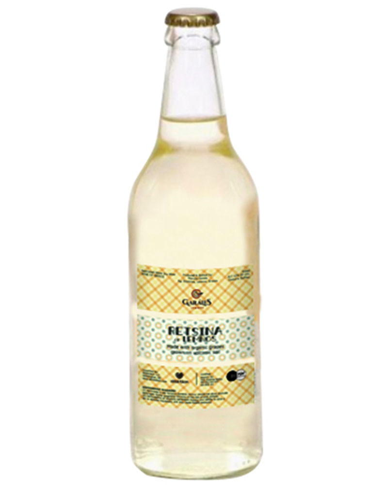 Garalis Retsina, Lemnos, Greece 500mL
