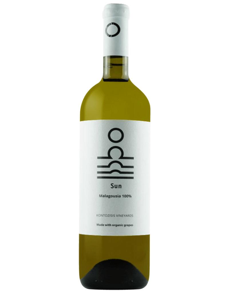 Kontozisis Vineyards 2018 'Sun' Malagousia - Assyrtiko PGI Karditsa, Thessalia, Greece