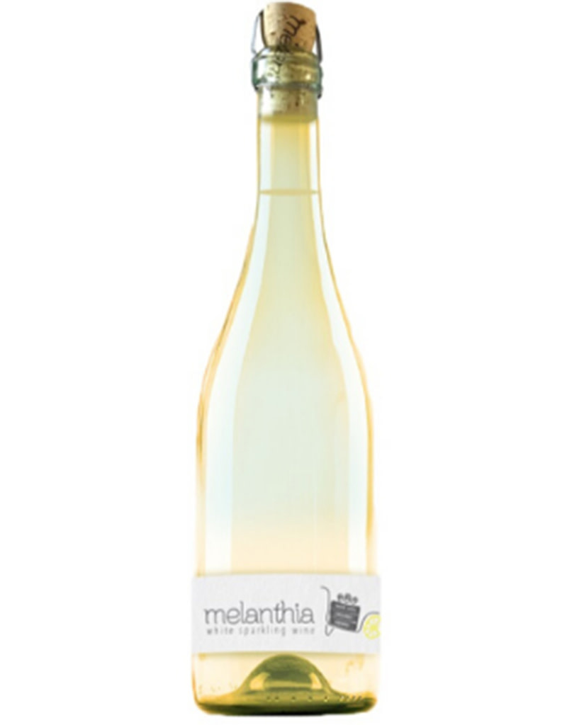 Papras 2019 'melanthia'  Ancestral Method Semi-Sparkling White, PGI Tyrnavos, Thessalia, Greece