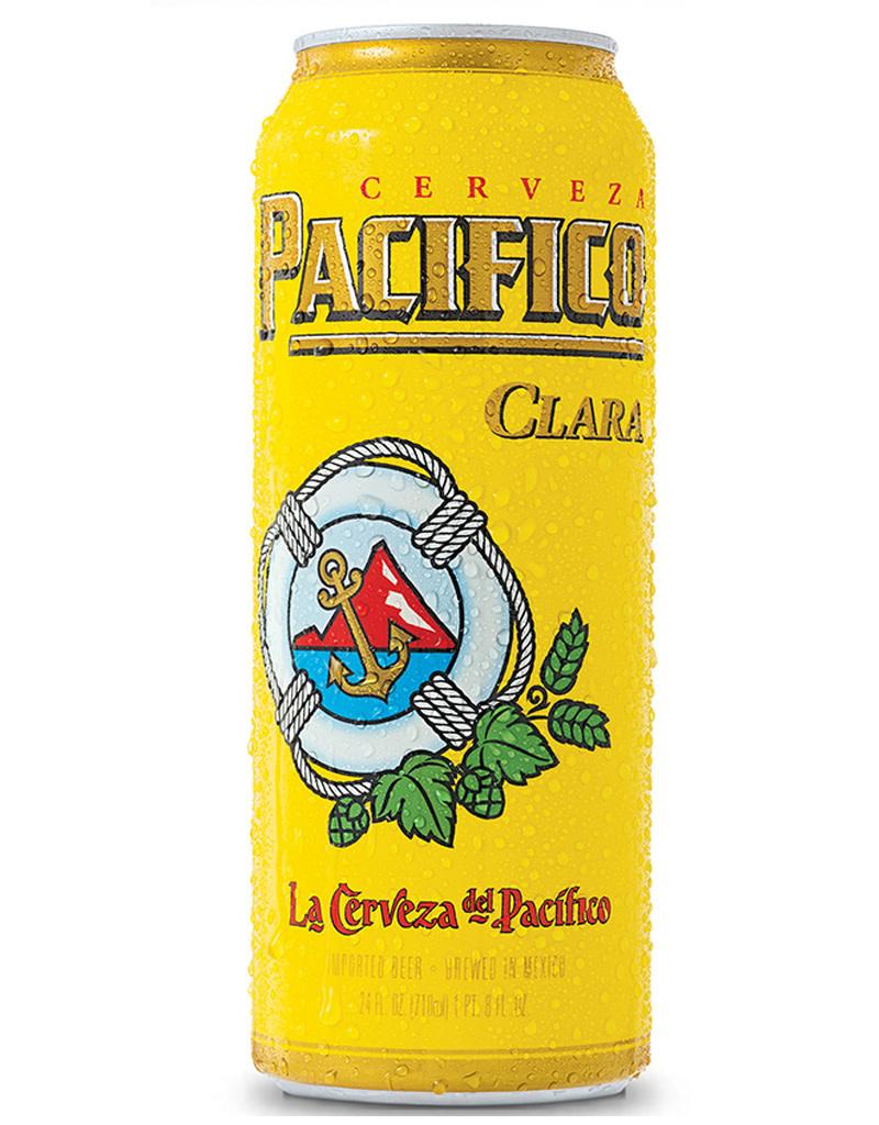 Cerveceria del Pacifico Pacifico Cerveza Clara, 12pk Beer Cans