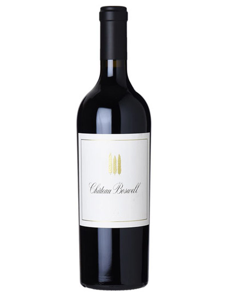 Château Boswell 2016 Beckstoffer Vineyard Beckstoffer To Kalon Cabernet Sauvignon, St.Helena, Napa Valley, California