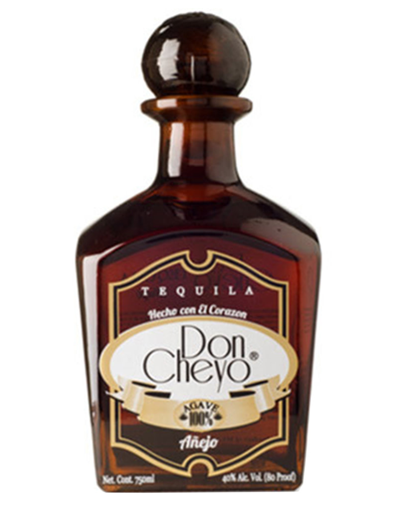 Don Cheyo Tequila Añejo, Mexico