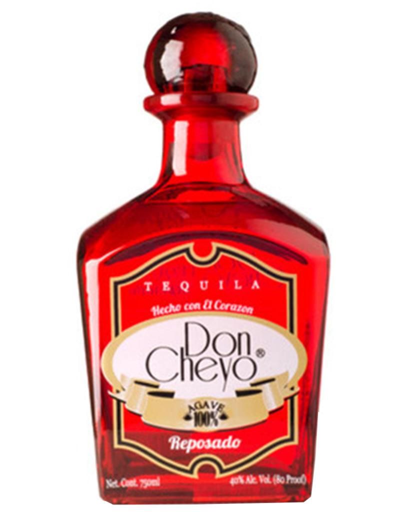 Don Cheyo Tequila Reposado, Mexico