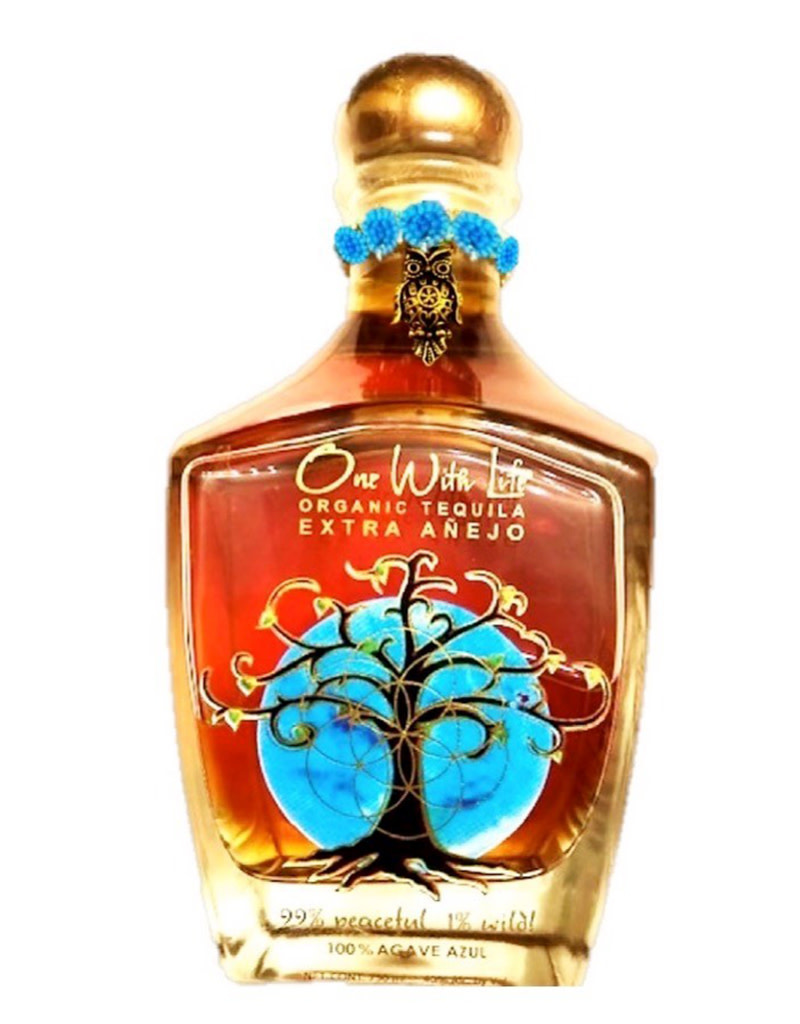 One With Life Tequila One With Life Extra Añejo Tequila, Mexico