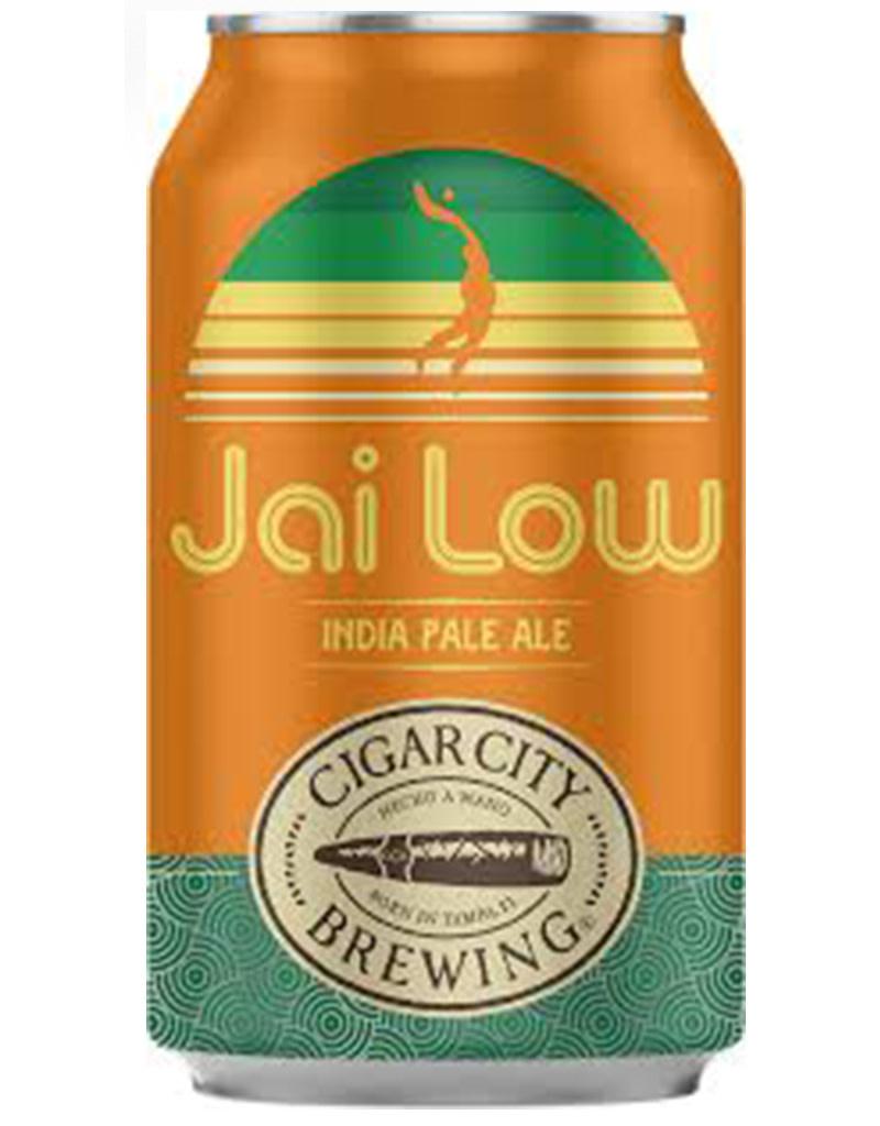 Cigar City Brewing Co. Jai Low IPA, 6pk Cans