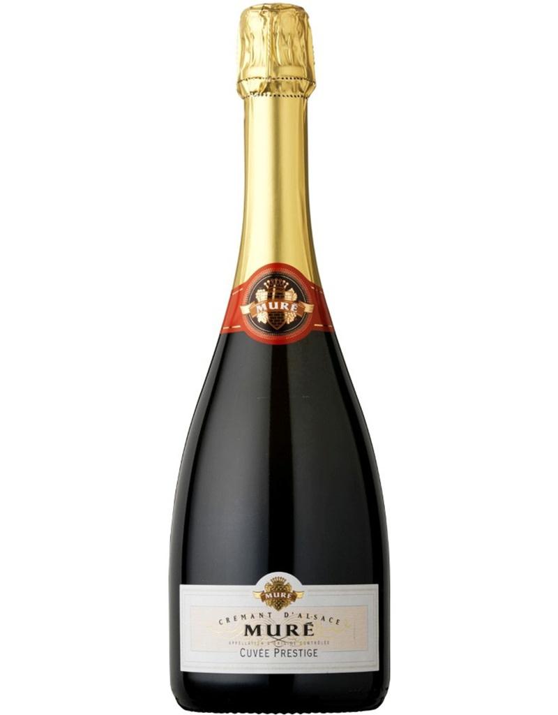 Rene Mure 2016 Crémantt d'Alsace Cuvée Prestige, Alsace, France