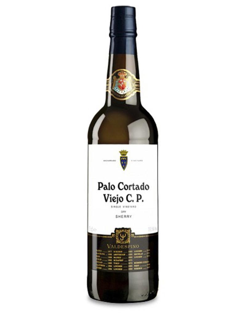 A.R. Valdespino Viejo C.P. Calle Ponche Single Vineyard Palo Cortado Dry Sherry, Jerez, Spain
