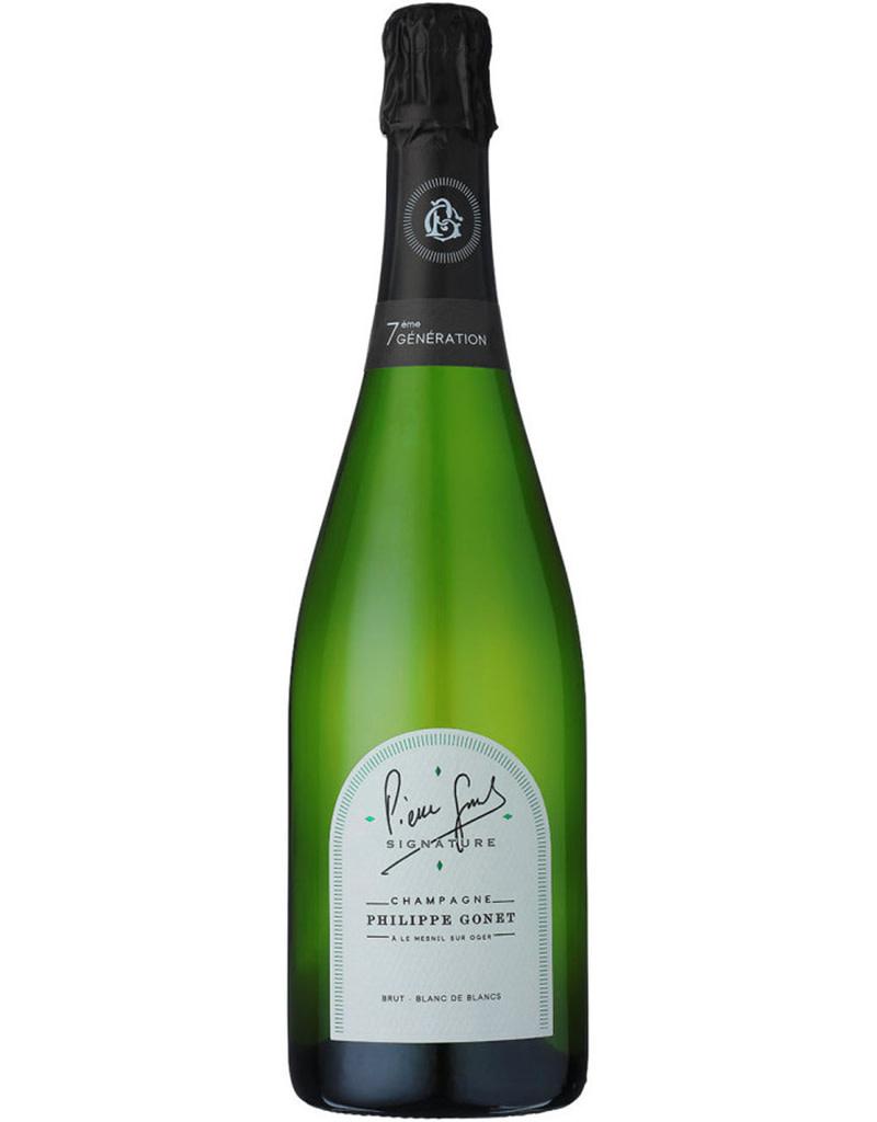 Philippe Gonet NV Signature Blanc de Blancs, Champagne, France