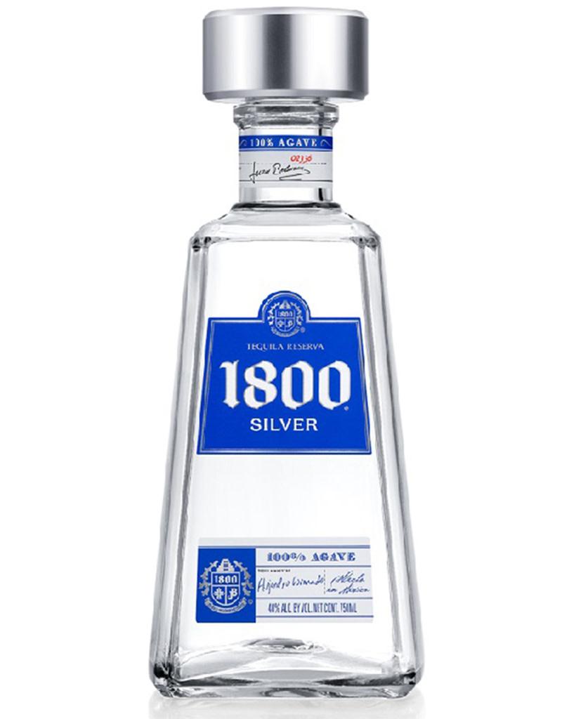 Casa Cuervo 1800 Reserva Silver Tequila, Jalisco, Mexico