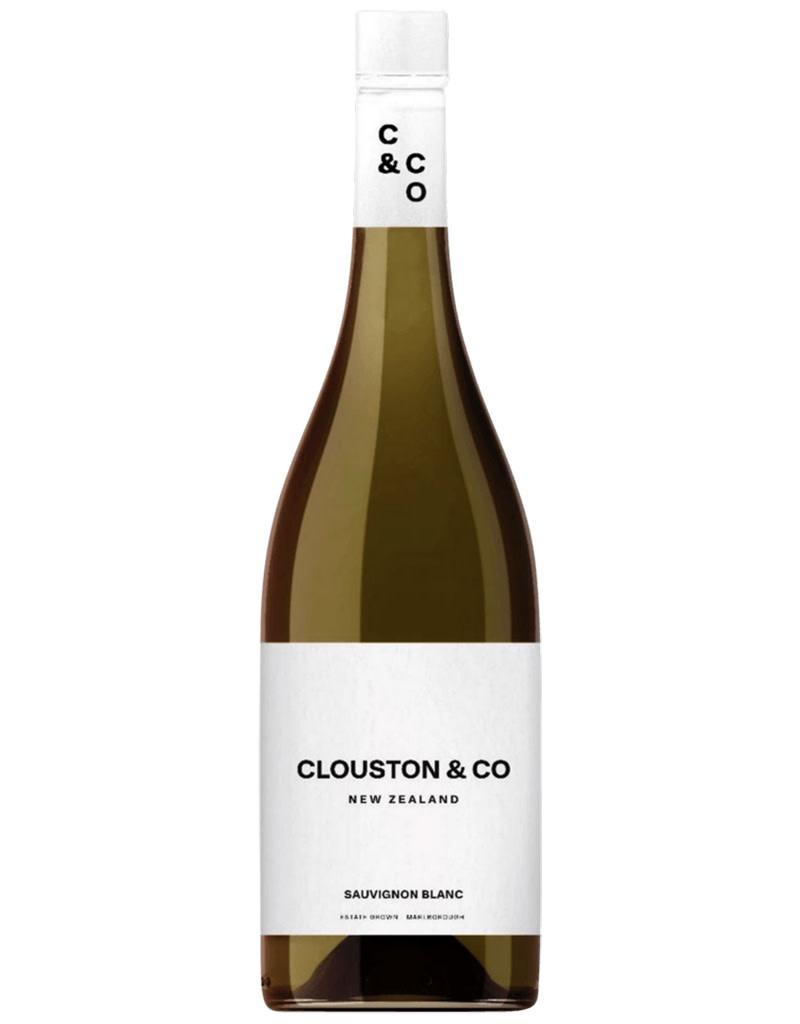 Clouston & Co. 2020 Sauvignon Blanc, Marlborough, New Zealand