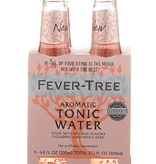 Fever Tree Aromatic Tonic Water 200mL, 4pk