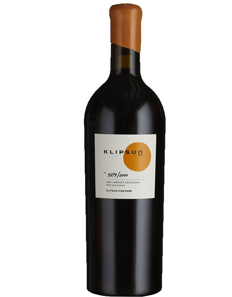 Klipsun Vineyard 2016 Cabernet Sauvignon, Red Mountain, California