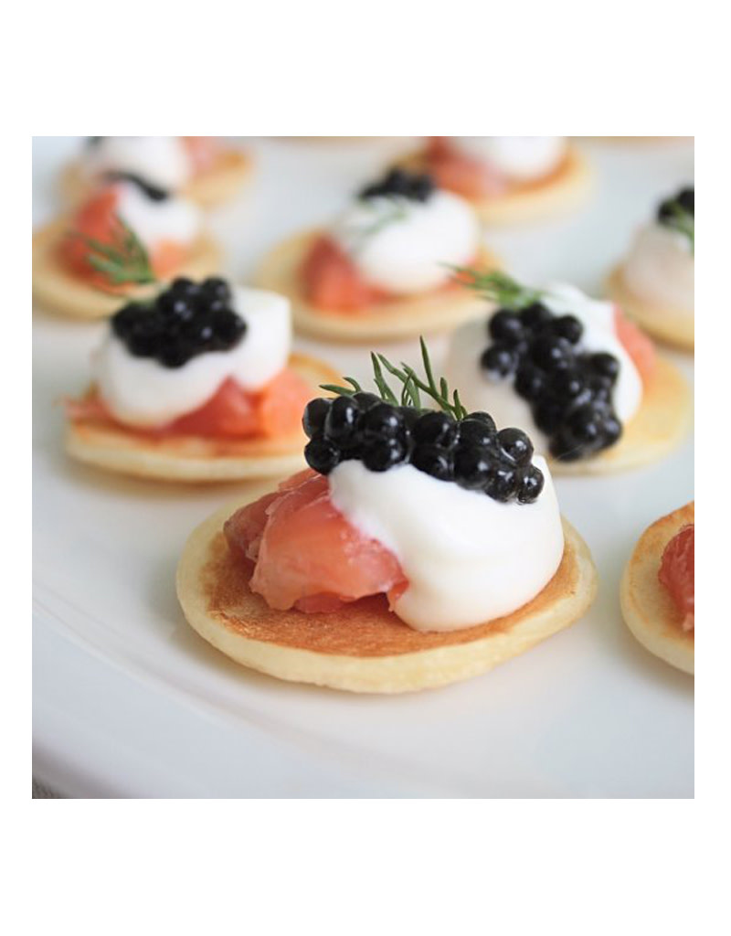 French Mini Blinis 30 Count