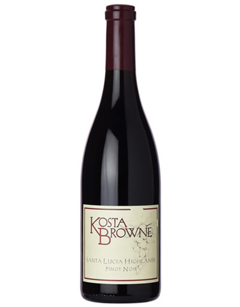 Kosta Browne 2018 Santa Lucia Highlands Pinot Noir, Monterey County, California