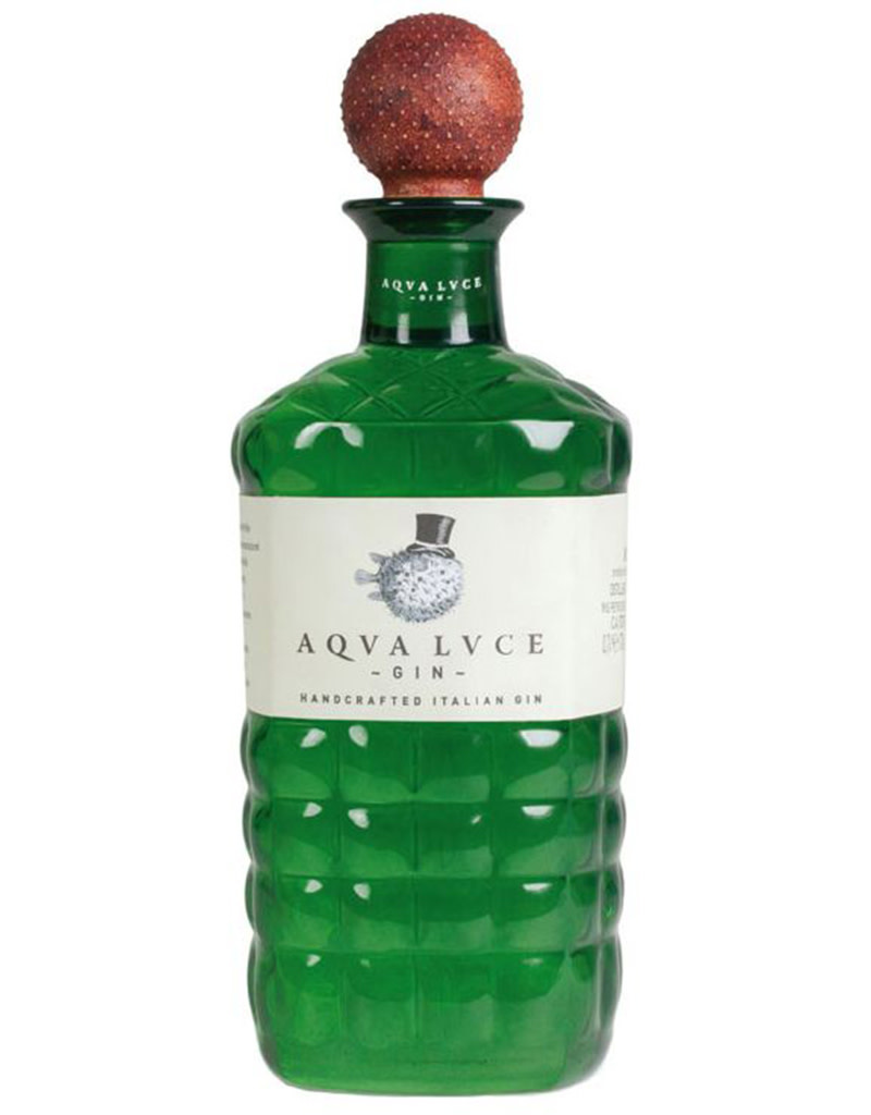AQVA LVCE  Handcrafted Gin, Italy