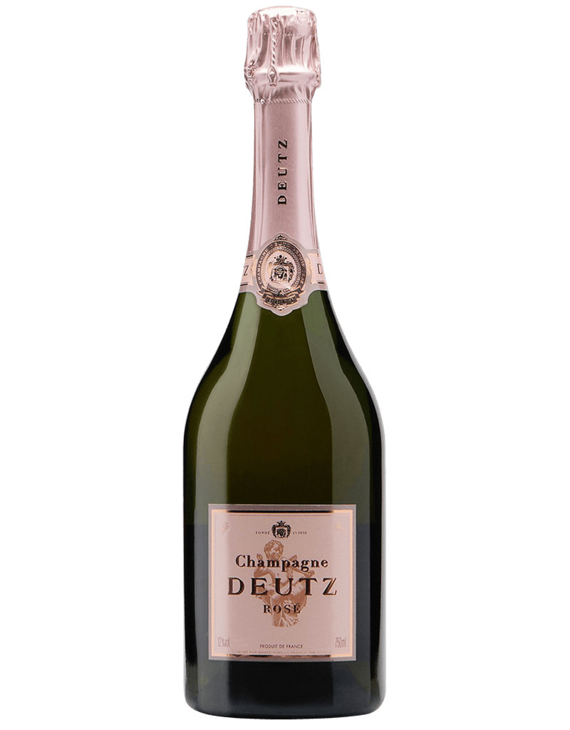 Deutz Rosé NV, Champagne, France