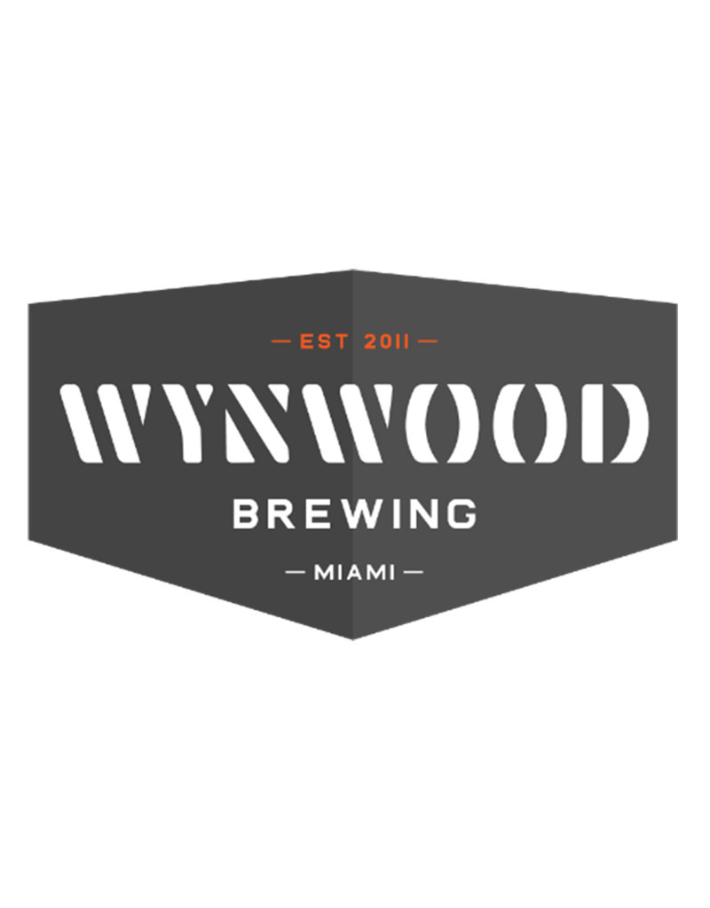 Wynwood Brewing Co. Caribbean Sour Ale, Miami 6pk Cans