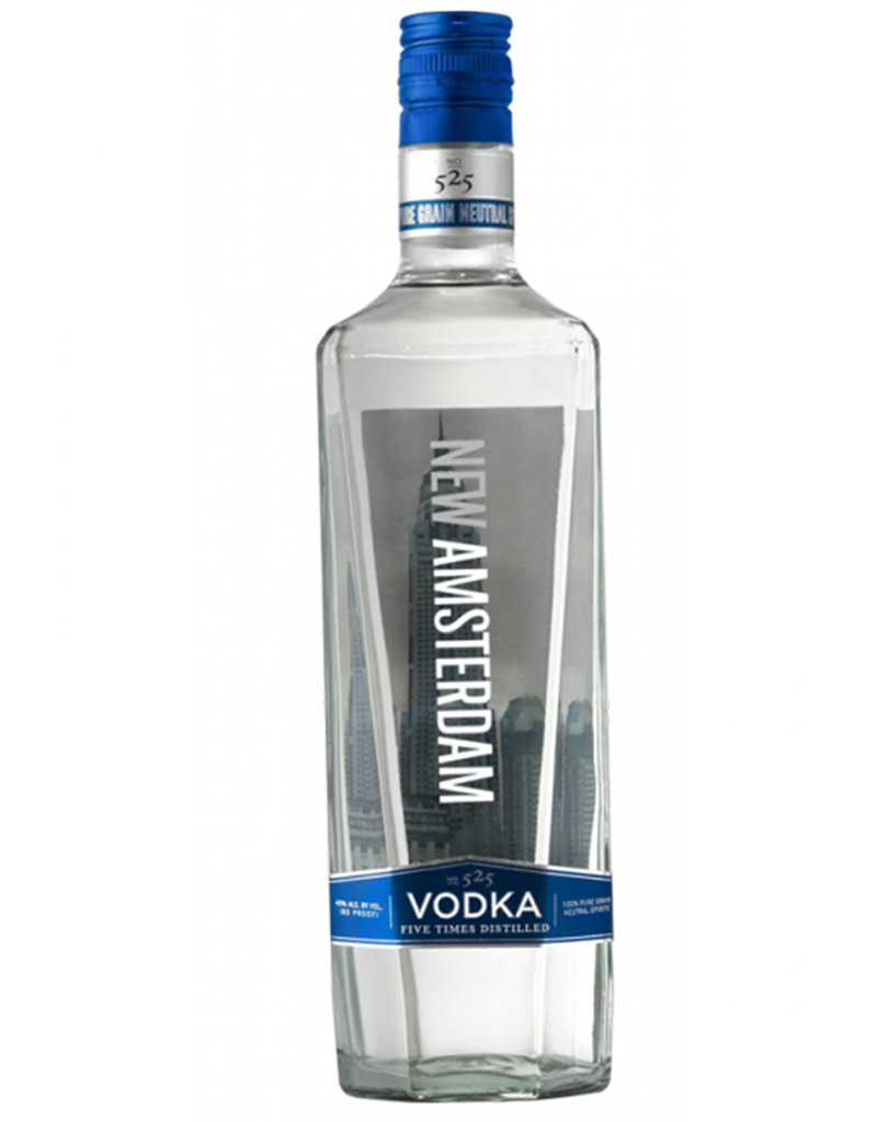 New Amsterdam Vodka, California 1L