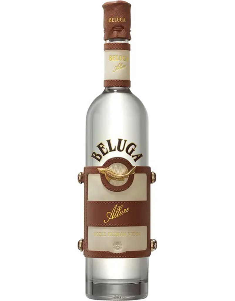 Beluga Beluga Allure Noble Vodka, Russia
