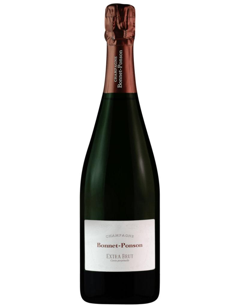 Champagne Bonnet-Ponson 'Cuvée Perpetuelle' Premier Cru Extra Brut, Champagne, France