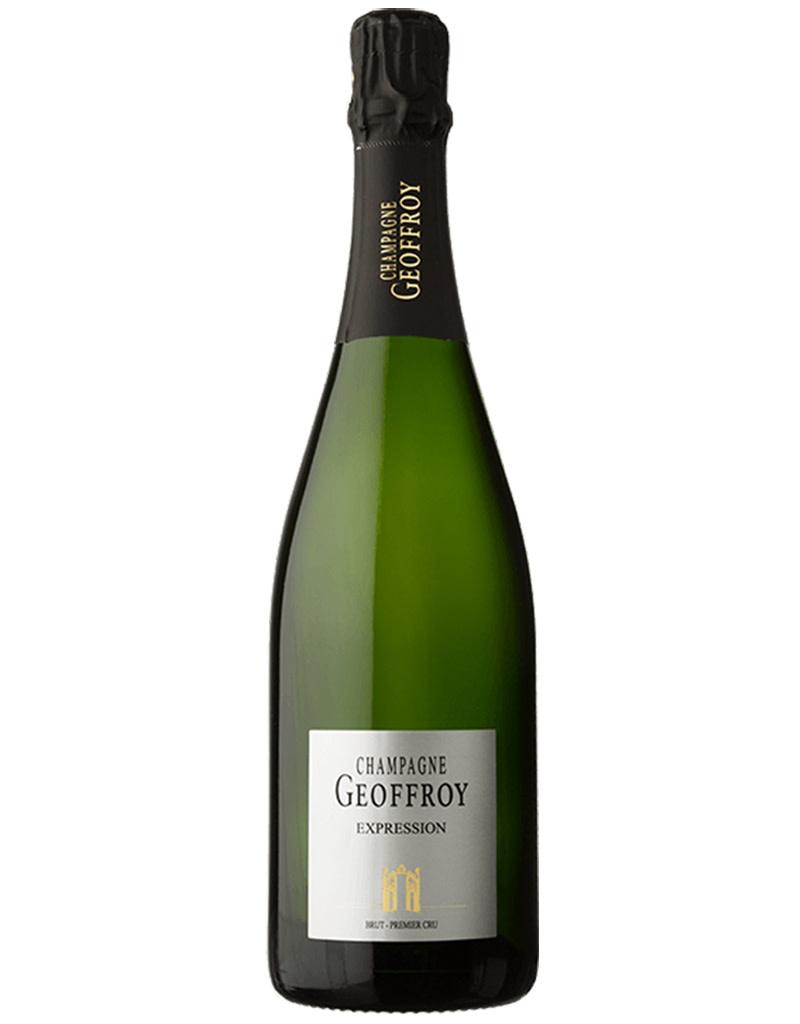 René Geoffroy Champagne, Brut Expression Premier Cru, Champagne, France