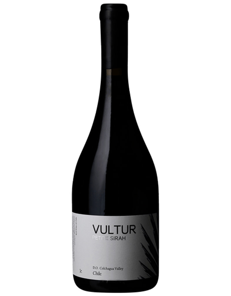 Adaptation Vultur 2015 Petite Sirah, Colchagua Valley, Chile