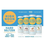 High Noon Hard Seltzer Variety 8pk Cans