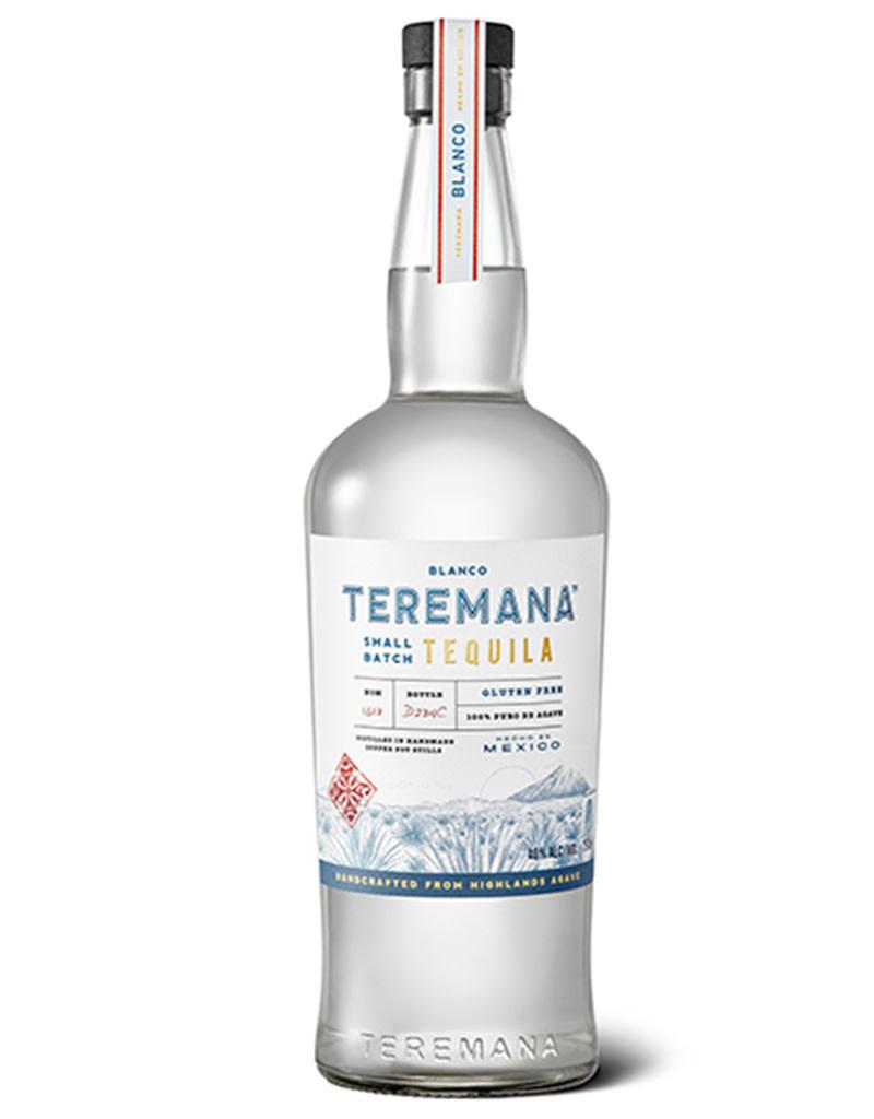 Teremana Small Batch Tequila Blanco, Jalisco, Mexico